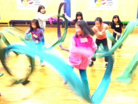 RLS 2014 Ribbon Dance